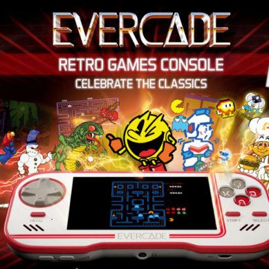 Evercade la console rétro-gaming pour les jeux Atari