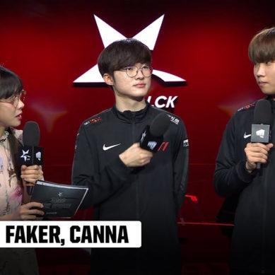Faker T1 : Partiellement propriétaire de SKT !