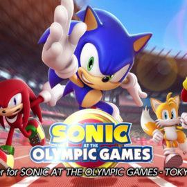 La date de sortie de Sonic aux Jeux Olympiques de Tokyo 2020