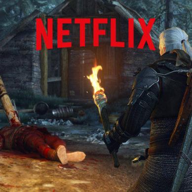 The witcher 3 : La série Netflix relance les ventes !