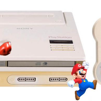 La Nintendo Play Station: Une console vendue à 360 000 $