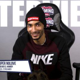 """Lgaming Interview – El Mehdi """"Sniper NoLove"""" El Hamidy – Gamer/Streamer"""