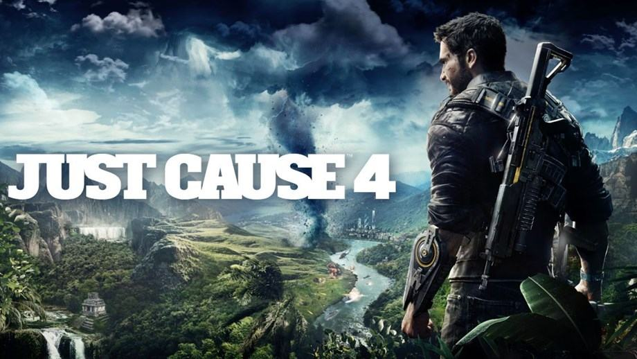 Download just cause 4 for PC