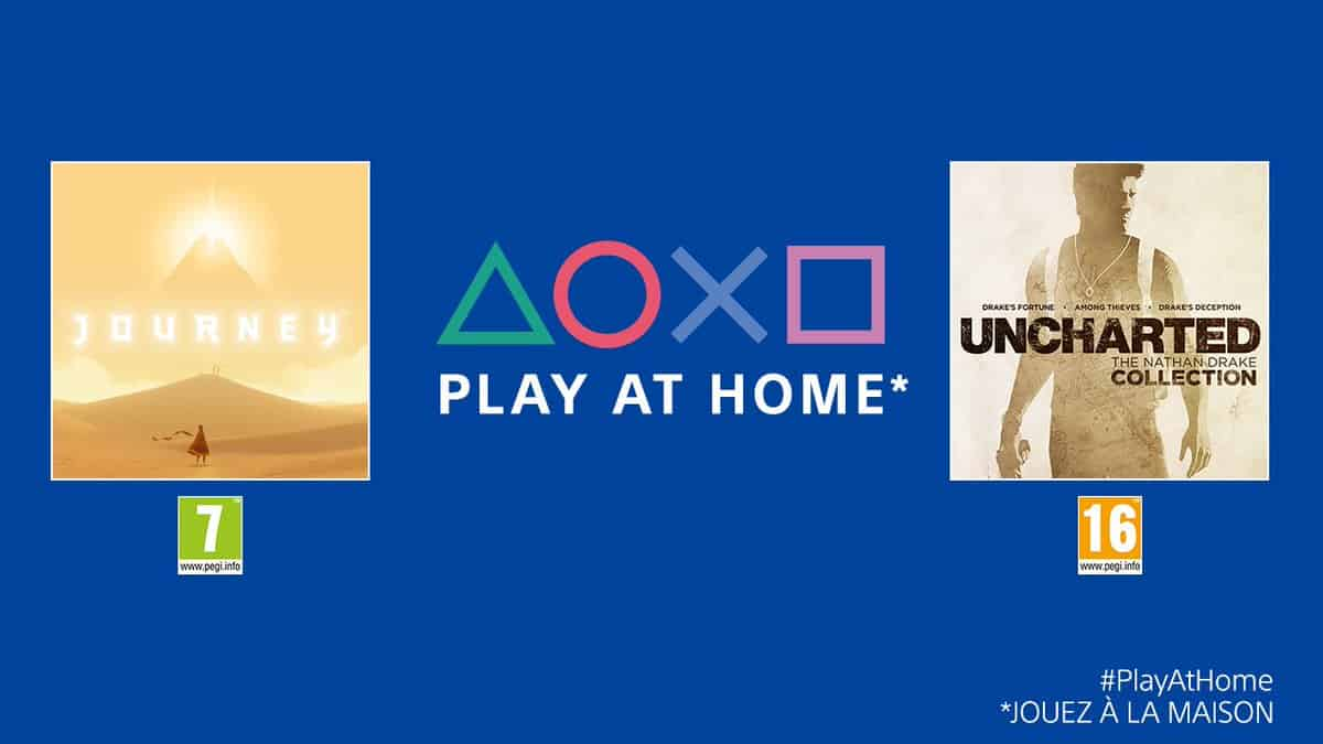 Play At Home Sony