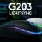 Logitech G203 Lightsync : une nouvelle souris gaming
