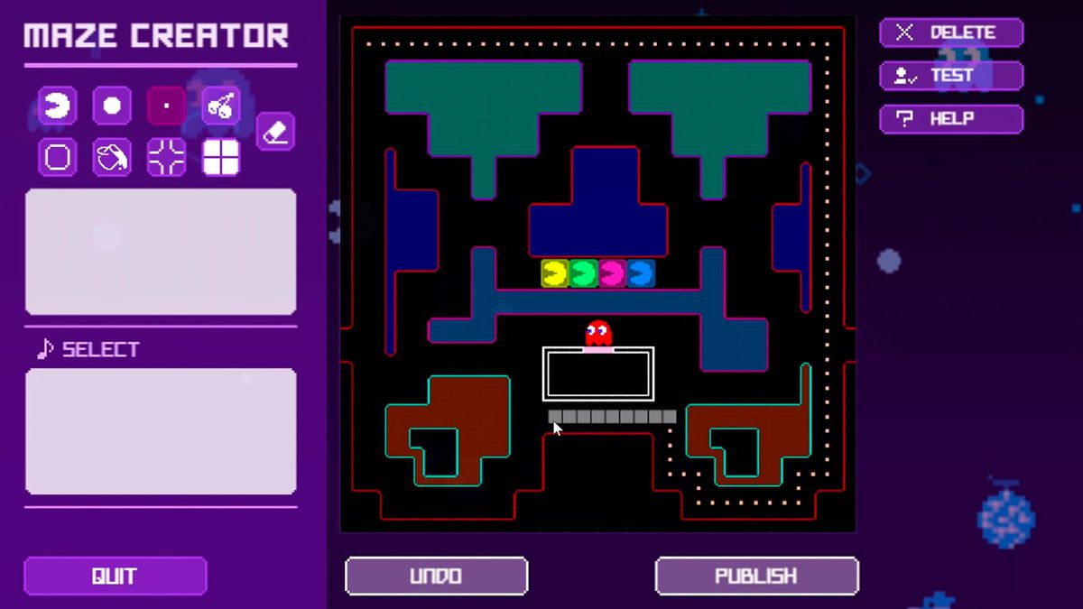 2 Pac Man MazeCreator
