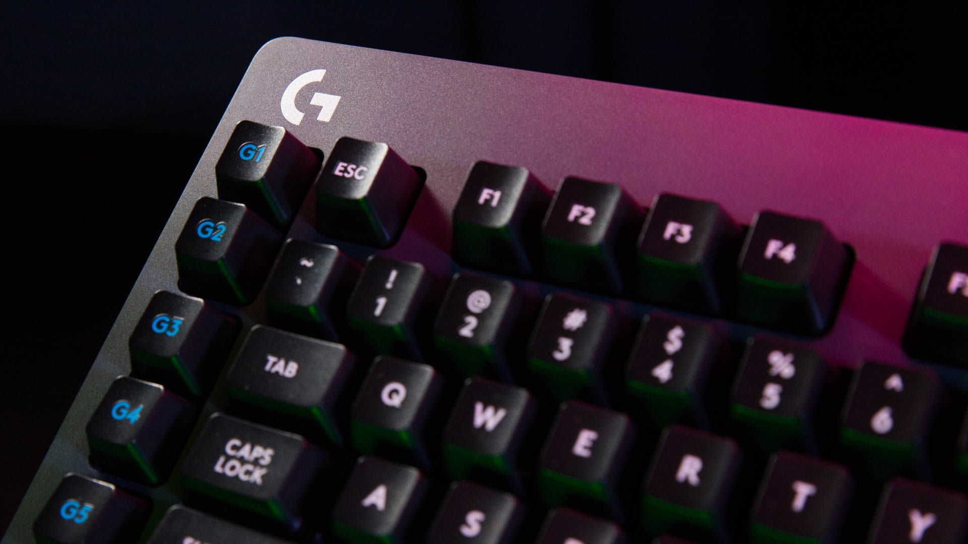 Logitech G613 wireless keyboard review 2