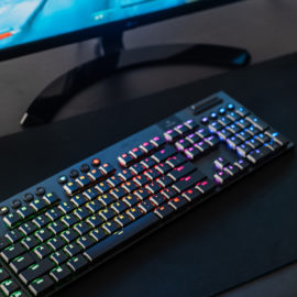 Les 10 meilleurs claviers gaming de Logitech , idéal pour vos Setup 2020 !