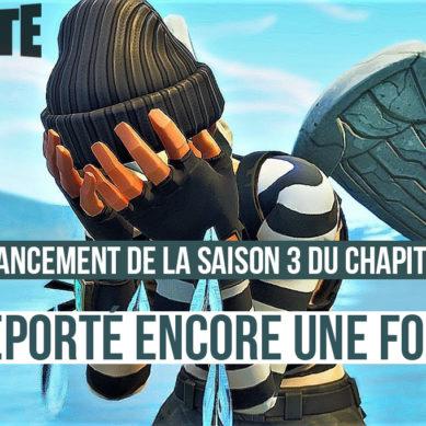 Fortnite: C'est officiel le lancement de la saison 3 du chapitre 2 va être reporté encore une fois