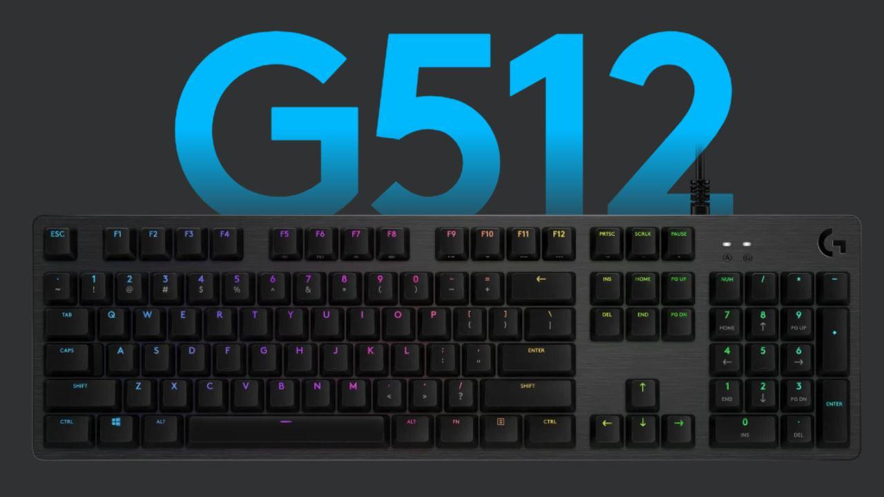 Les 10 meilleurs claviers gaming de Logitech , idéal pour vos Setup 2020 !  - Lgaming