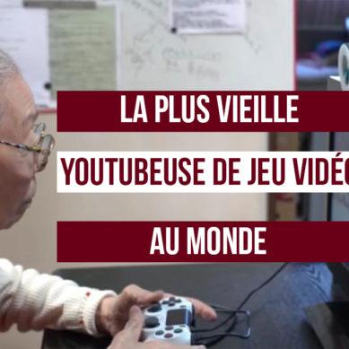 Hamako Mori: la plus vieille YouTubeuse de jeu vidéo au monde