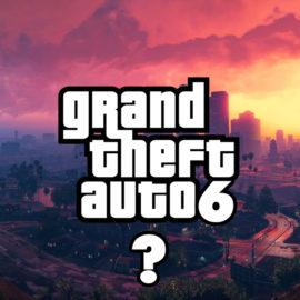 GTA 6 : La date de sortie vient d'être découverte ?!