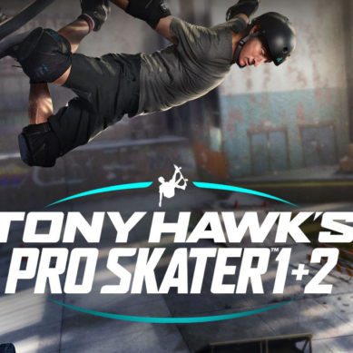 Tony Hawk Remastered 1+2 bientôt sur PS4 !