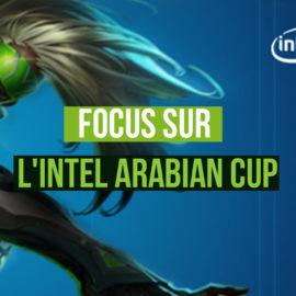 league of legends: l'Intel Arabian Cup by Riot Games, Intel et Lenovo