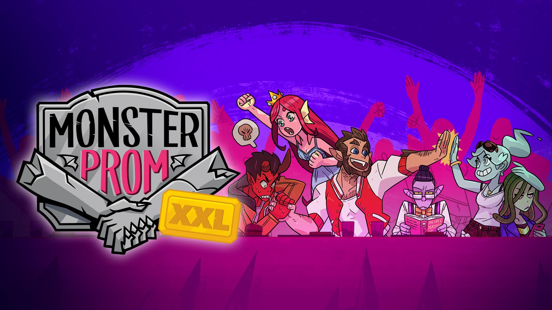 monster prom xxl switch hero