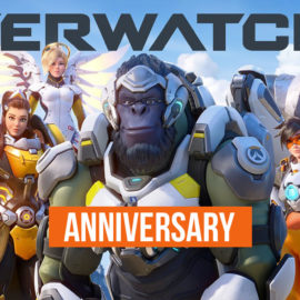 Overwatch: fêtera son anniversaire la semaine prochaine