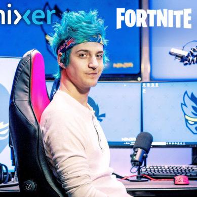 Mixer : prévoit une grande série de tournois Fortnite organisée par Ninja !