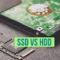 SSD vs HDD:  Quelle est la différence?