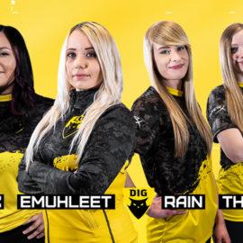 Dignitas Female : La première team féminine à participer aux tournois de Valorant !
