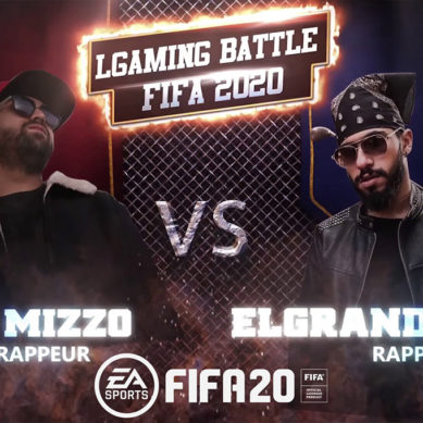 LGaming Battle El Grande TOTO VS Fat Mizzo #FIFA20