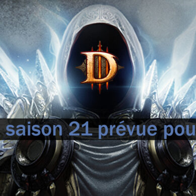 Diablo 3: la saison 21 prévue pour le 3 juillet