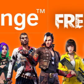 Orange : Le nouveau service Garena Free Fire – Carte recharge des Diamands