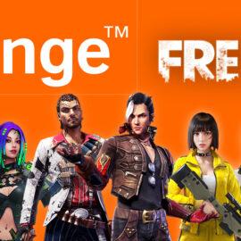 Orange : Le nouveau service Garena Free Fire – Carte recharge des Diamands