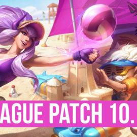 League of legends Patch 10.13 : Nerfs buffs et plus