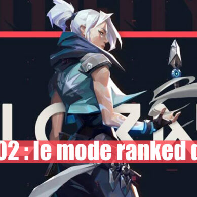Valorant patch 1.02 : le mode ranked débarquera enfin.