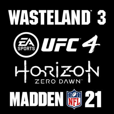 Les meilleures jeux d'août 2020 pour PS4, Xbox One et PC !