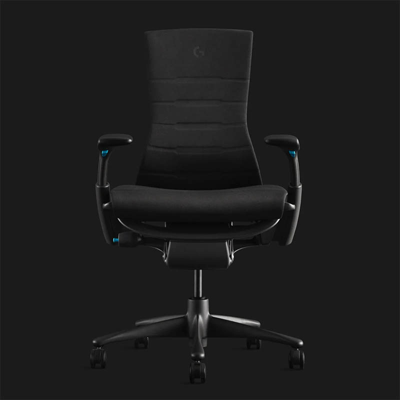 herman miller x logitech g embody gaming chair 4