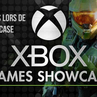 Tous les jeux annoncés lors de L'Xbox Games Showcase