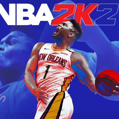 La date de sortie NBA 2K21
