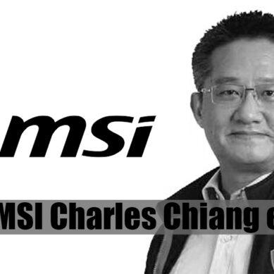 Le PDG de MSI Charles Chiang est décédé