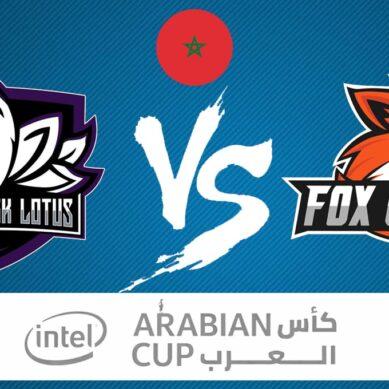 """The Black Lotus VS Fox Gaming Team """"Qui représentera le Maroc lors des prochaines étapes de L'IAC ? """""""