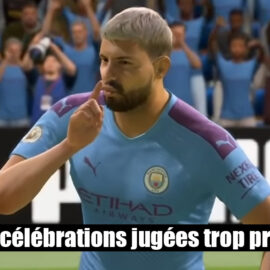FIFA 21 : EA retire des célébrations jugées trop provocantes !