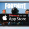 #FreeFortnite:  Epic Games attaque Apple en justice !