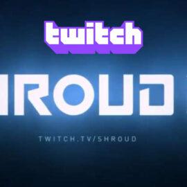Twitch : Shroud annonce son retour et dévoile son nouveau logo