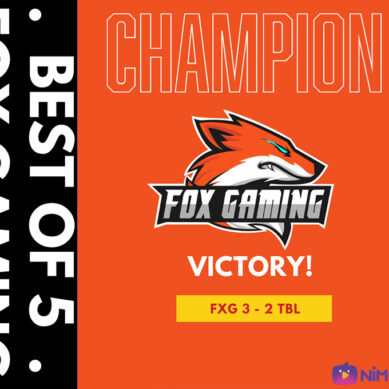 { League of legends Fox Gaming Team Vs TBL } : Riot Games Mena s'exprime sur cette finale .