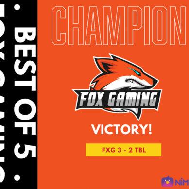 { League of legends Fox Gaming Team Vs TBL } : Riot Games Mena s'exprime sur cette finale .