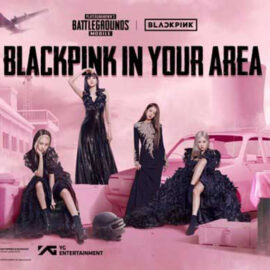 PUBG Mobile :  Le jeu accueille le groupe K-pop « Blackpink »