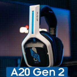 Le nouveau casque A20 Gen 2 d'Astro conçu pour la PS5 et la Xbox Series X