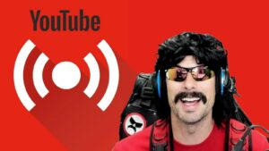 dr disrespect youtube live stream streamer twitch hint tease clue broadcast gaming doc