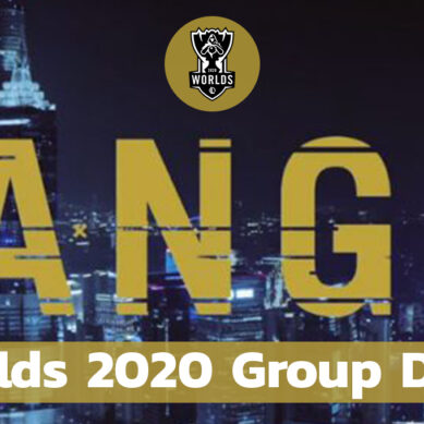 { League Of Legends } : Worlds 2020 Group Draw