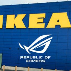 IKEA et ASUS ROG s'associent pour créer une gamme de meubles Gaming abordable !