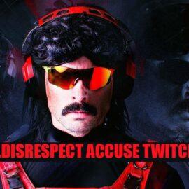 Dr Disrespect laisse entendre que Twitch l'a banni pour que cette derniere puisse économiser de l'argent.