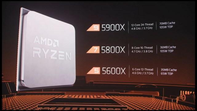 amd announces ryzen 5000 series of desktop processors based on zen 3 architecture 3