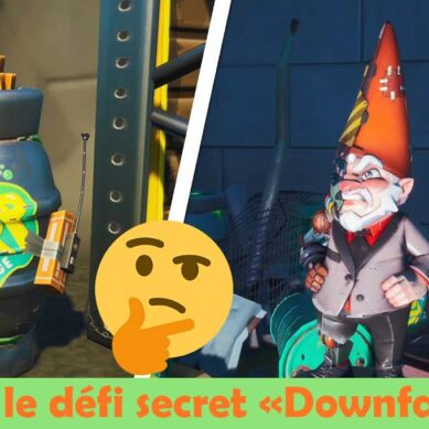 Comment relever le défi secret «Downfall» de Fortnite Saison 4