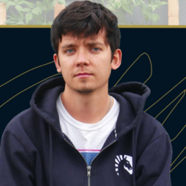 Team Liquid ajoute l'acteur Asa Butterfield à sa liste