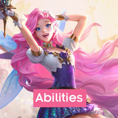 Seraphine :  Les capacités de la nouvelle championne dans League of Legends  divulguées !